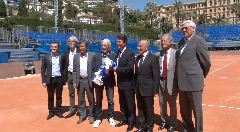 Prsentation de l' Open de Nice Cte d'Azur