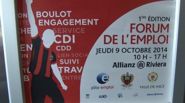Forum de l'Emploi 2014