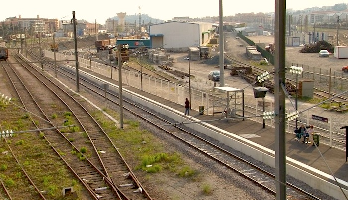 inauguration de la halte ferroviaire Pont-Michel